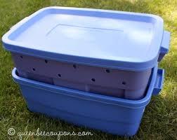 Worm Composting Bins (ecoponics.com.sg)