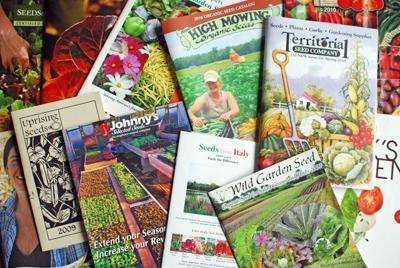 Seed catalogs (Yakima Herald)