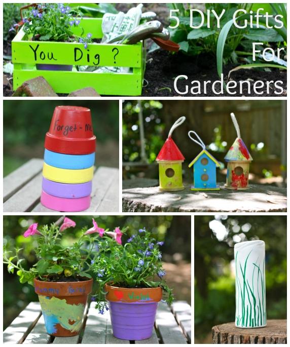 Garden gift ideas (Inner Child Fun)