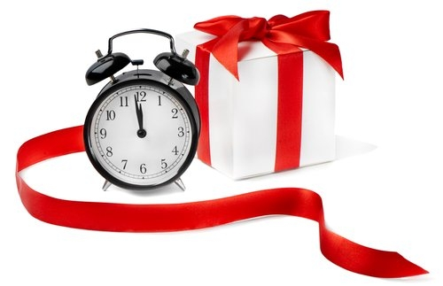 Gift of time (Giftster)
