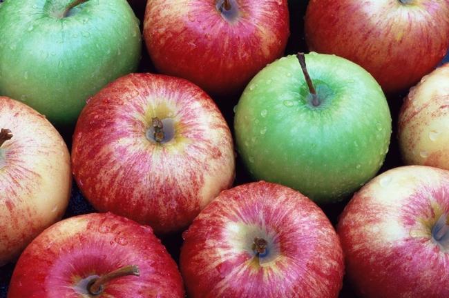 Apple varieties (Gettyimages)