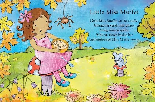 Little Miss Muffet (Science Explorers)