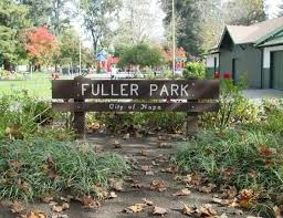 The ROSE GARDEN in Fuller Park in Napa is one of our community partner gardens.
