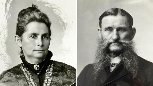Sara and John Lemmon. (womenyoushouldknow.net)
