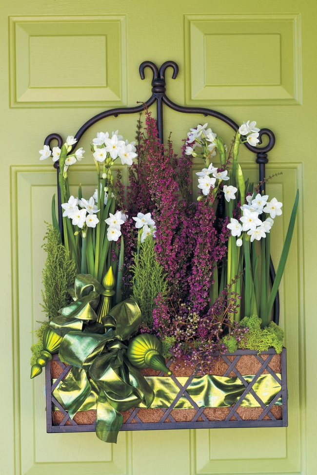 Paperwhites by the front door--maybe yes, maybe no! (southernliving.com)