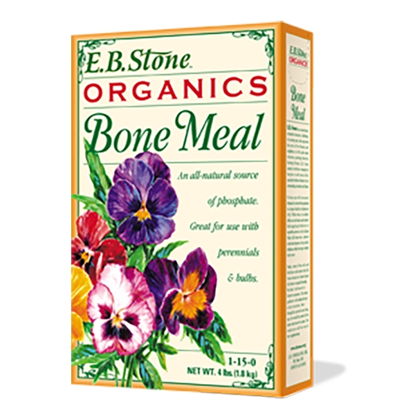 Bone meal may help beets grow better. Not recommending any particular vendor--just illustrating Bone meal. (missionhillsnursery.com)