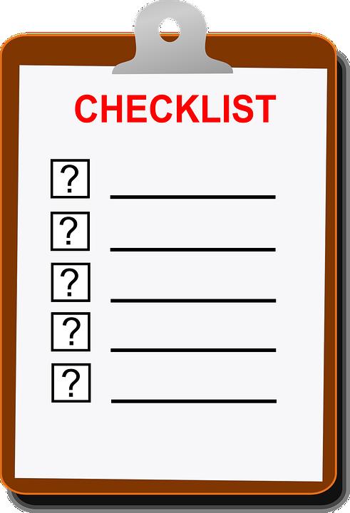 Make your personal drought-preparedness checklist. (pixabay.com)