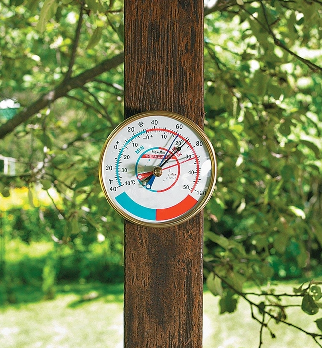 Min-max thermometer. (leevalley.com)