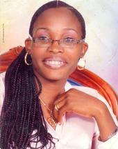 2014 Scholarship recipient Chiamaka Nwammadu.