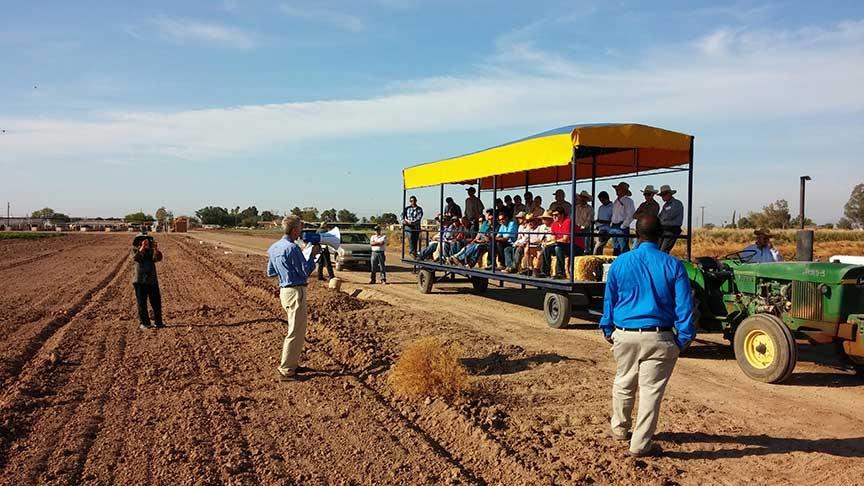 Field Day at DREC