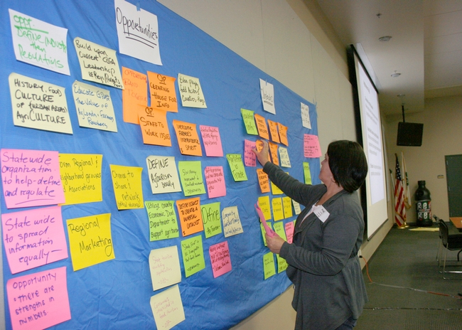 Ideas for agritourism gathered at statewide summit.