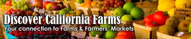 Discover CA Farms masthead