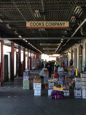 Cook's Company, San Francisco Produce Market