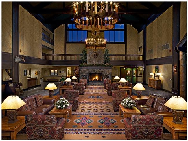 Lobby Tenaya