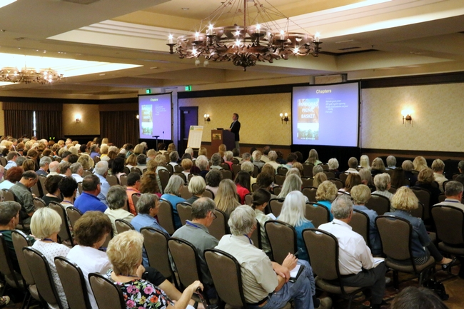 2014 UC Master Gardener Conference