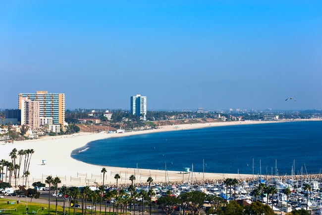 Long Beach, Calif. offers conference attendees the perfect blend of urban sophistication and beach resort.