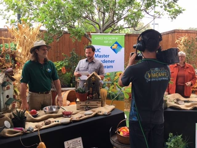Advice to Grow By     Ask Us! - UC Master Gardener Program