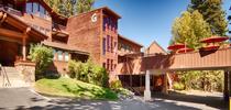 Main Entrance of Grannlibakken Tahoe for UC Master Gardener Program Statewide Blog Blog
