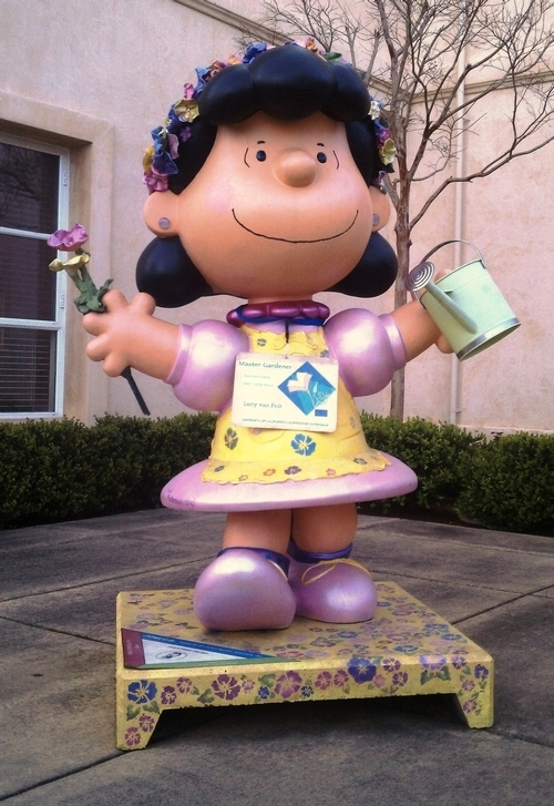 Master Gardener Lucy
