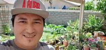 Cesar Lopez-Barreras became a UC Master Gardener volunteer in 2020 and has been instrumental in addressing and supporting his community's needs by building partnerships and establishing community and school gardens and workshops. for UC Master Gardener Program Statewide Blog Blog