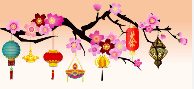 Asian Pacific Islander Month Header