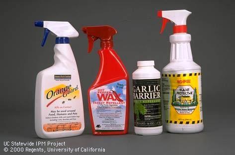 Figure 2. Homemade pesticide article
