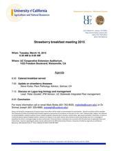 Breakfast meeting 3/10/2015