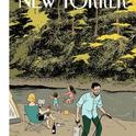 Cali Strawberries make the venerable pages of the New Yorker magazine.
