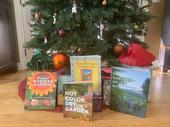 The gardener on your gift list is sure to love any one of these special books. (Photo by Rebecca Jepsen)