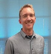 Konrad Mathesius, new agronomy Farm Advisor in Yolo, Sacramento and Solano counties