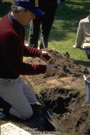 Soils perform vital functions, and are the basis of the ecosystem. It is an amazing resource. Photo by J.K. Clark.