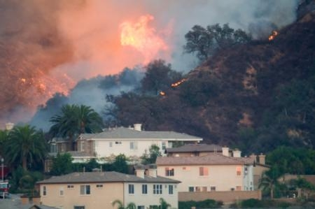 UC's Spanish News and Information Service provides Californian's with important information, including preventing and recovering from wildfires.