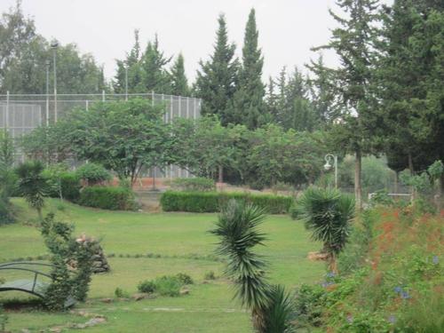 Turkey 3 campus landscape
