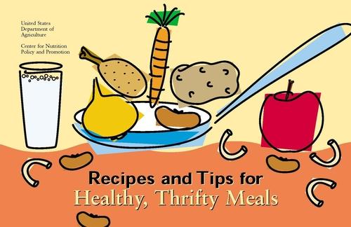 FoodPlansRecipeBook Page 01