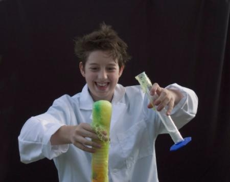 Science projects are a positive way to channel youth's natural curiosity. Many other useful life skills are included along with the fun and learning.