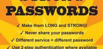 passwords-ncsam for Web / IT News Blog