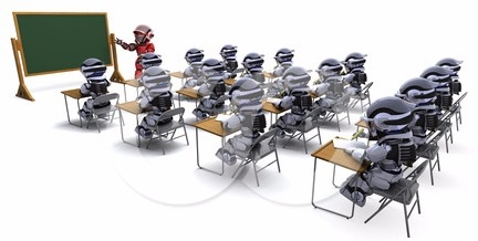 Robot-Teaching-Class