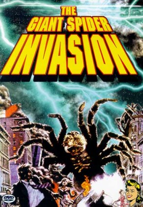 The Giant Spider Invasion (poster)