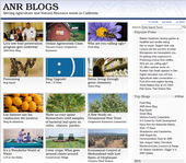 ANR Blog Showcase, formerly known as the Blog Roll.