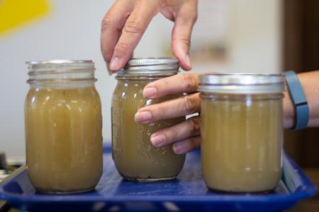 tightening jar rings