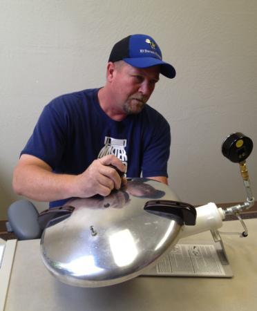 Pressure Canner Gauge Testing