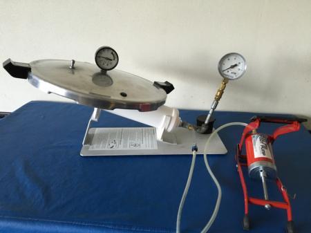Pressure Canner Dial Gauge Test Kit