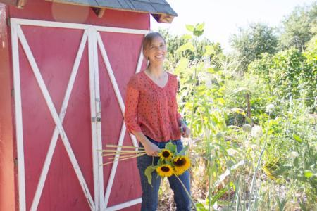 UC Master Gardener Community Garden