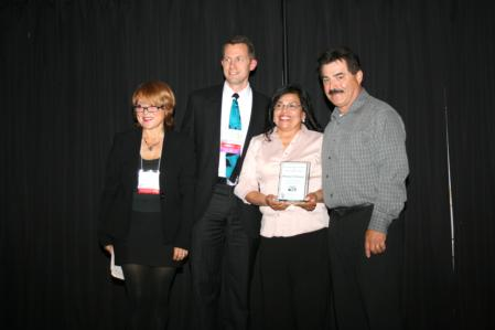 Small Farm Conference 2008: Jimenez honored