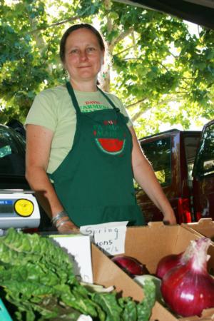 Davis Farmers Market 2008: Vendor 3