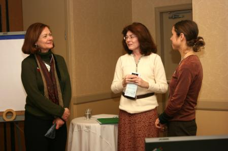 Small Farm Conference 2008: Women in agriculture workshop