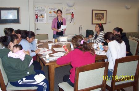 Nutrition Education Class