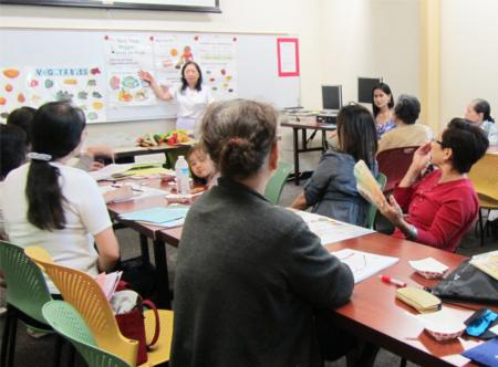 Adult Nutrition Class