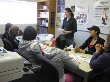 EFNEP, nutrition for parents