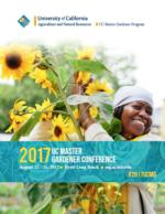 2017 UC Master Gardener Conference